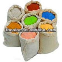 Hochwertige Sandpulverfarbe