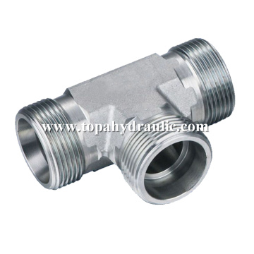 AQ high pressure metric hydraulic fitting