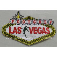 Parche de bordado de Las Vegas para el béisbol