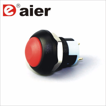 12mm Dome PCB Waterproof Push Button Switch 250v
