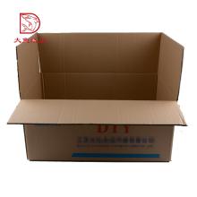Fabricación personalizada impresa caja de cartón 3ply para medicamentos