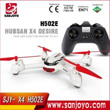 Hubsan х4 H502E RC беспилотный камера 720p GPS и высоты режим RC горючего rtf SJY-H502E