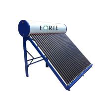 Integrierter druckloser Vakuumschlauch Thermo Solar Warmwasserbereiter