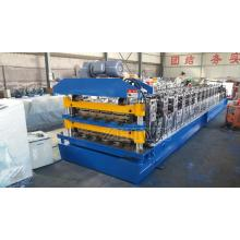 Metal Profile Double Layer Roll Forming Machine