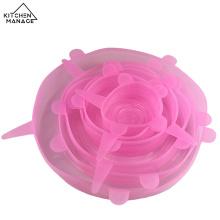 Reusable Silicone Bowl Cover