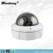 Vandal-proof OEM 2.0MP CCTV IR Dome IP Kamara