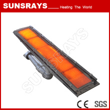 Infrared Gas Heater for Paper Drying Machine