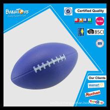 2015 Os brinquedos os mais vendidos do brinquedo do esporte brinquedo fabricam o futebol da bola do esforço do plutônio