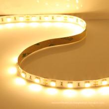 2700К Non-Водоустойчивое IP20 Белый печатной платы 5050 СМД 60 светодиодов гибкие светодиодные ленты теплый белый светодиодные полосы освещения
