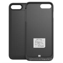 Accesorios para teléfonos móviles Estuche de cargador de batería ampliado para Apple iPhone 7 Plus