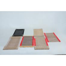 hot saling non stick PTFE coated fiberglass fabric open mesh fabric