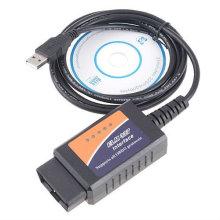 OBD2 Elm327 USB-Kunststoff Scanner 25k 80 und FT232rl Chip