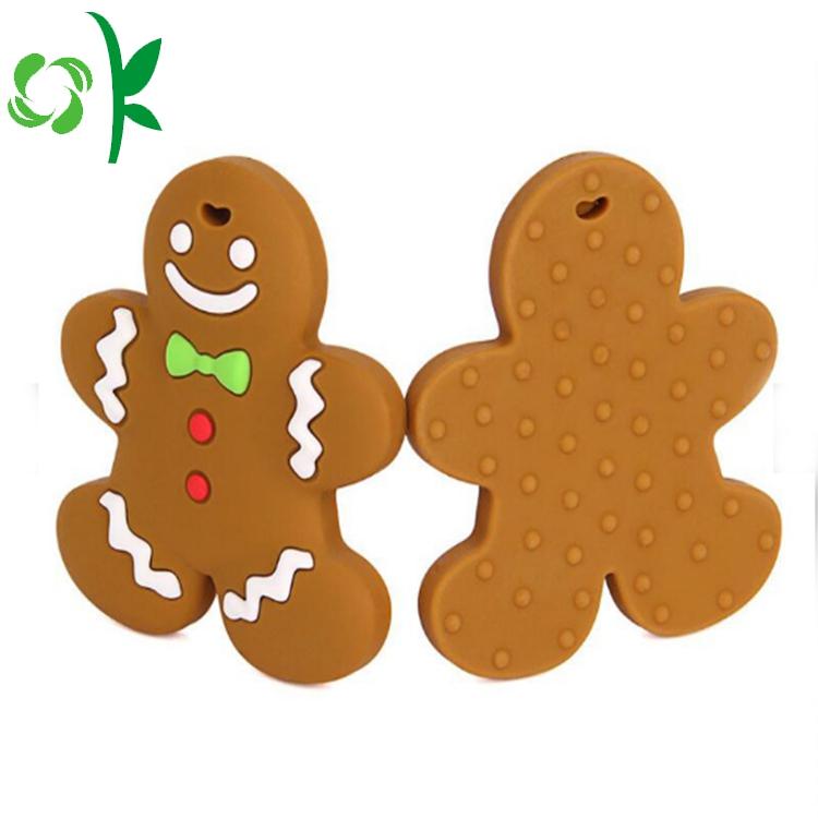 Bear Cookie Teether