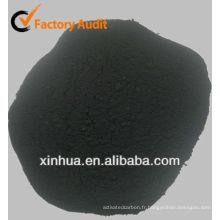 charbon actif pour le traitement des eaux usées