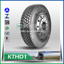 chinese top 10 tyre brands Keter 11R22.5 truck tyre casings