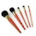 5шт набор кисточек для макияжа кабуки