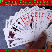 who invented playing cards