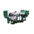 neuer Schiffsdieselmotor des Typ 450hp Marinemotor mit Getriebe für Verkauf in Miandian