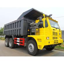 Camião basculante de mineração HOWO 6X4 (ZZ5707S3642AJ)