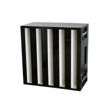 Hight Volume HEPA Air Filter H11 H13 H14 V-Bank V-Type with Competitive Price