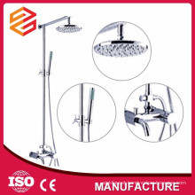 shower complete set mixer rain shower rod set