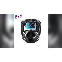 подводная маска для дайвинга с защитой от тумана для экшн-камеры