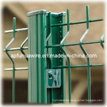 Security Wire Mesh Fence (factory)