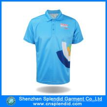 China Wholesale Sports Golf Polo T-Shirt Hombres Ropa de moda