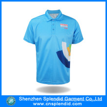 China Wholesale Sports Golf Polo T-Shirt Men Fashion Apparel