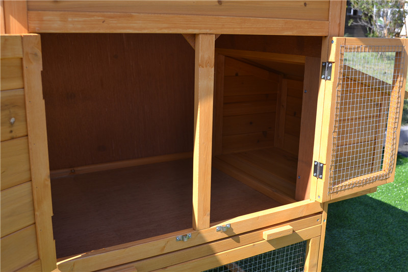 waterproof wooden chicken kennel