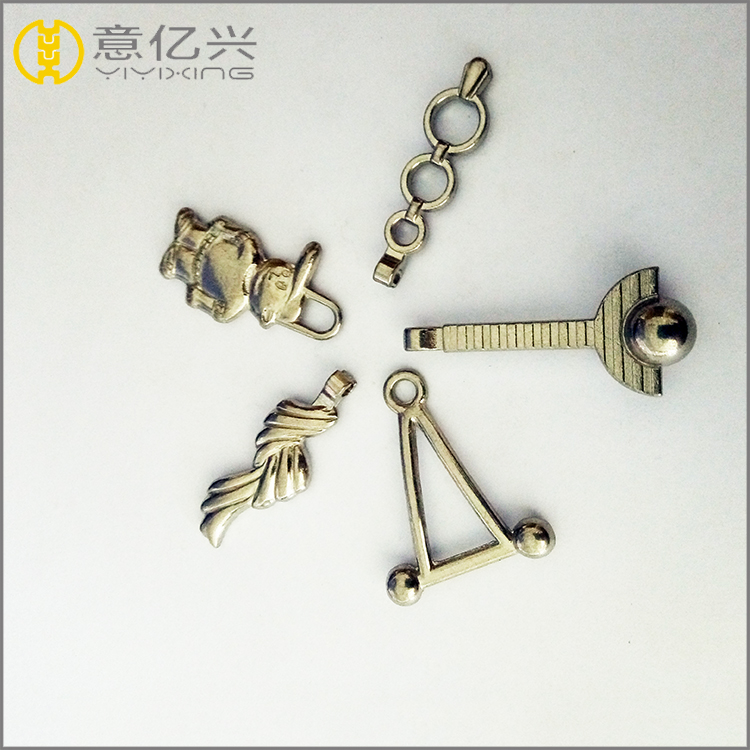 Metal Zipper Puller for Bags