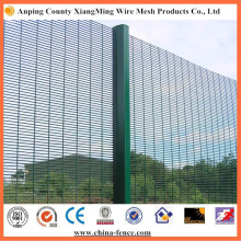 Coated Anti Climb Fence Security Fence Panels High Security Fencing