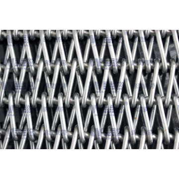 Professional Supplier of Stainless Steel Sheet Conveyor Belt