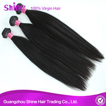 High Quality Mongolian Straight Virgin Human Hair