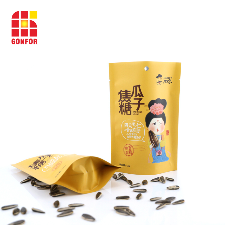 Stand Up Pouch For Melon Seeds Packaging Bags 3