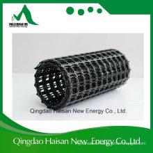 Bi-Direction Geotechnical Grid von Kunststoff / Biaxail Geogrid Verwendung in verschiedenen Highways