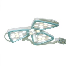 Single arm flower petal led surgical lamp