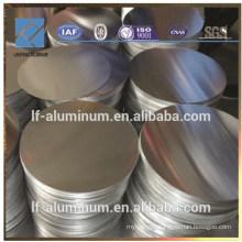 Round Aluminum Meatl Circle / Discs Manufacturers