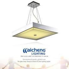 Modern T5 glass pendant light for dinning room
