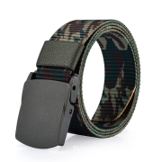 YCMW-0018, guangzhou factory canvas  men's and women's trousers belt
