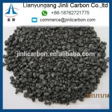 CPC coque de petróleo calcinado S 0,7% / grafito con alto contenido de azufre / GPC