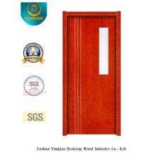 Simplestil Sicherheitstür mit Glas (s-1026)
