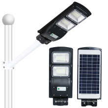 LED Solar Straßenlaterne im Freien