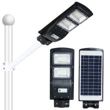 Réverbère solaire LED extérieur