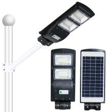 Luz de rua solar do diodo emissor de luz exterior