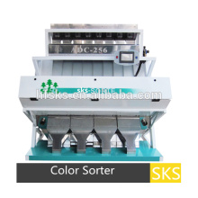 Fuente de fábrica de China 256 canales molino de arroz máquina clasificador de color