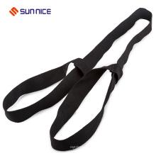 Courroie inférieure de bande de tapis de yoga de coton de bande de fixation de prix