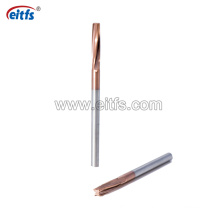Tungsten Carbide Spiral Flute Machine Reamer for Stainless Steel