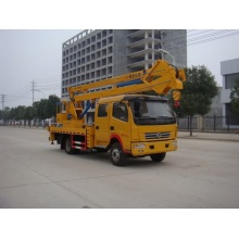 Dongfeng jlg aerial articulating boom lift 4x4 truck