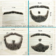 Custom Artificial Camouflage Cosplay Party Performance Mustache Beard